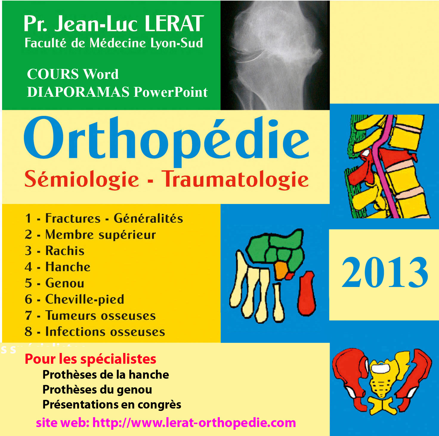 lerat orthopedie